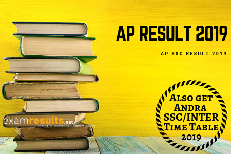 Andhra Pradesh SSC Result 2019, AP 10th Class Results