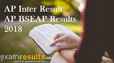 AP Inter I and II Exam Results 2018