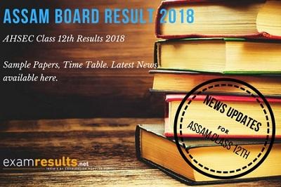 assam ahsec result 2018