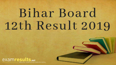Bihar Board 12th Result 2019 to be declared on 30th March at 1PM