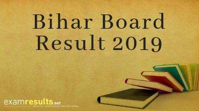 Bihar Results 2019