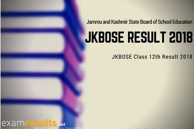 jkbose_class_12th_Result_2018