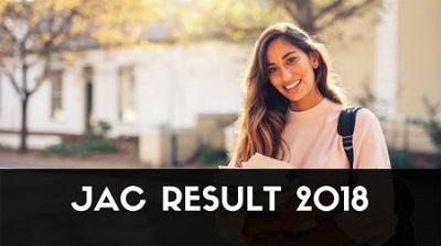 JAC Result 2018
