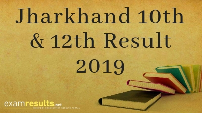 JAC Result 2019, JAC Intermediate Result 2019, JAC Matric