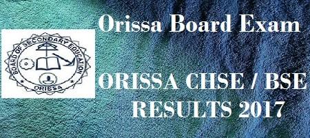 Orissa Results 2017