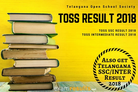 TOSS Results 2019, Telangana Open School Result available