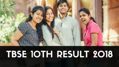 TBSE Madhyamik Result 2018