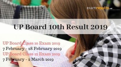UP Board Result 2019 Class 10, UP Board 10th Result 27th