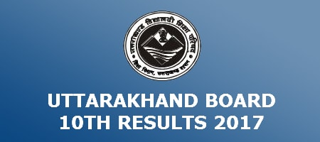 Uttarakhand Class 10 Results 2017
