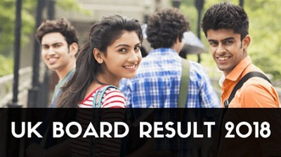 UK Board Result 2018
