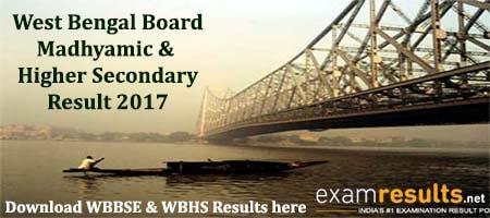 wb madhyamik wb hs result 2017