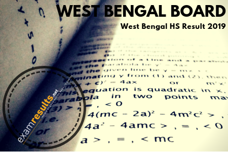 wbchse result 2019, WB HS Result 2019