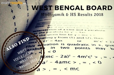 WB result 2018